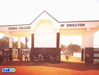 Chief cries over Dambai College of Education, says it looks like primary school