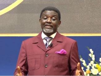 Presiding Bishop of Perez Dome Bishop Charles Agyinasare