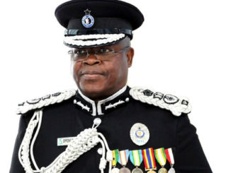 IGP JAMES OPPONG