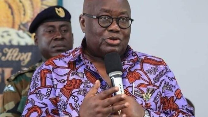See How Akufo Addo Says His Government Relsove 'Dumsor' and Get Ghanaians Talking -[SEE PHOTOS]