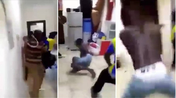 Man Busted With a Married Woman On Matrimonial Bed -WATCH VIDEO