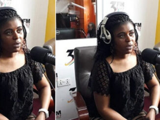 The Ghanaian Woman With Double V@gina Causes Stir -[WATCH VIDEO]