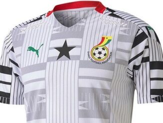 REVEALED: See The New Black Stars 2020-21 Jerseys That Gets Everyone Talking -PHOTOS