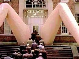 Church Building Which Entrance Looks Like V@gina Sparks Controversy -[SEE PHOTOS]