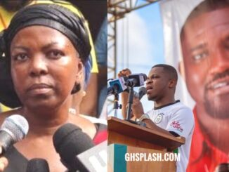 Sammy Gyamfi Reveals Hon. Lydia Alhassan's Nick Name in Parliament and It Gets Peaople Talking -[WATCH VIDEO]