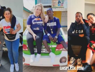 Meet The Nigerian Musician Patapaa's Obroni Girlfriend Dumped Him For -WATCH VIDEO/PHOTOS