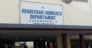 Registrar-General Department Shutdown; Director Cries Out