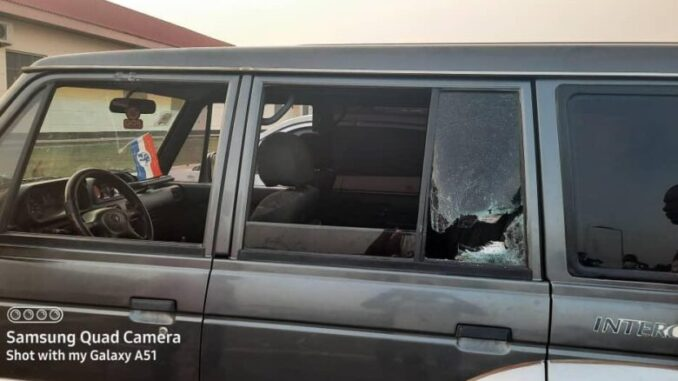 BREAKING NEWS: NPP Communications Director SHOT By Gunmen -SEE PHOTOS