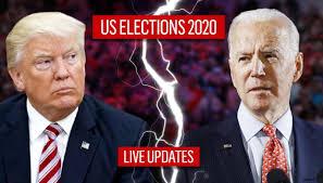 BREAKING NEWS: Joe Biden wins US 2020 Presidential ElectionS