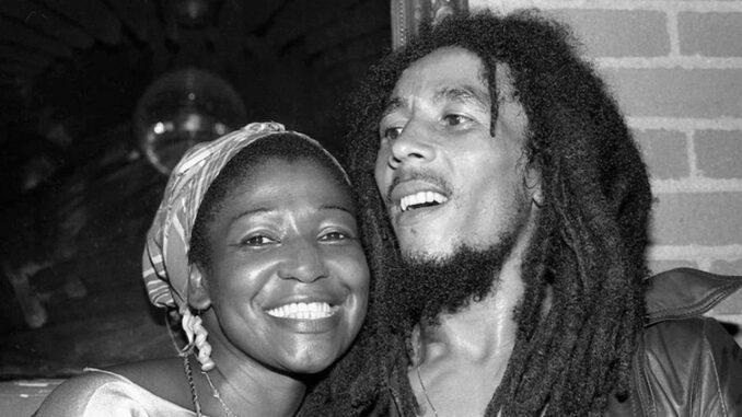 BREAKING: Rita Marley, Wife of Bob Marley Is DEAD! -SEE PHOTOS