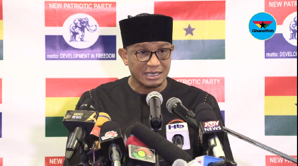 BREAKING: Akufo Addo Gives Mustapha Hamid Big Appointment -[CONFIRMED]