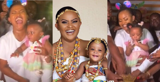 UNBELIEVABLE: Nana Ama Mcbrown Shockingly Reveals On Angel FM The Nasty Thing She Did To Save Her Daughter's Life; Leaves Ghanaians Wondering -[WATCH VIDEO]