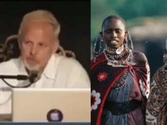 """White Man Sparks Global Controversy For Saying """"We Must Kill Africans Because They Are Useless"""" -[WATCH VIDEO]"""