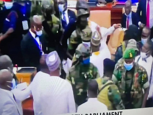 NDC MP Finally Reveals The Intention Of Military Invasion In Parliament; Drops Shocking Secrets That Get Ghanaians Talking