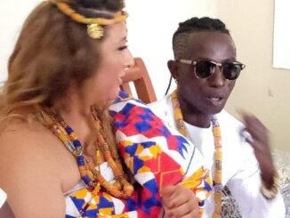 Patapaa And His Newly Wedded Wife Involved In An Accident -[SEE PHOTOS/VIDEO]