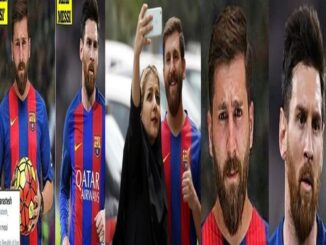 "UNBELIEVABLE: See The ""Fake Messi"" Who Slept With 23 Ladies Pretending To Be The Real Lionel Messi; Photos Go VIRAL -[SEE PHOTOS]"